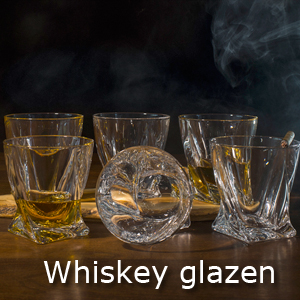 whiskey-glazen