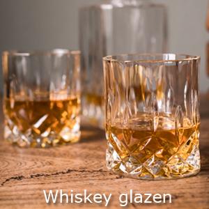 Kristallen Whiskey Glazen.Whiskey Glazen Shop Speciaal Voor Uw Favoriete Drankje